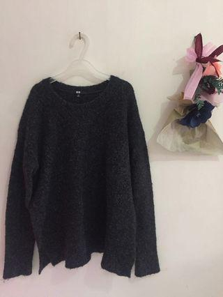 Uniqlo Sweater #mauthr