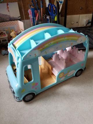 森林家族車