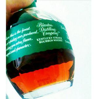 Blanton 's 綠版Whiskey700ml