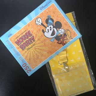 米奇老鼠特別版拼圖