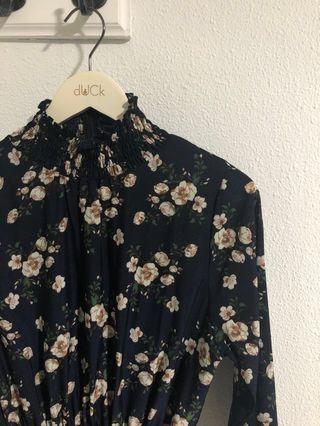🚚 Floral Maxi Dress