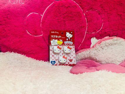Hello Kitty 3pc Magnet