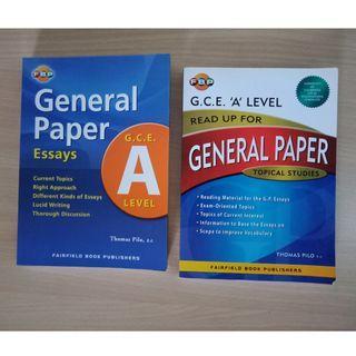 General Paper Guidebooks