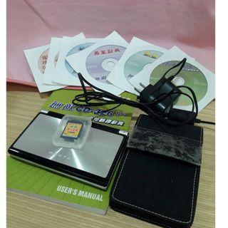 無敵CD-326PRO電子辭典-全含(全國電子免費報修)