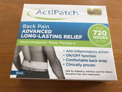 🚚 ACTIPATCH Electromagnetic Pulse Therapy