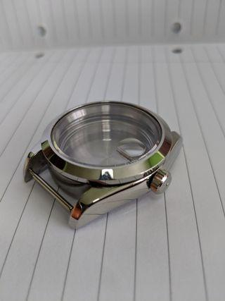 Repair or Replacement Watch Case for ETA 2824 2836 repair with sapphire crystal
