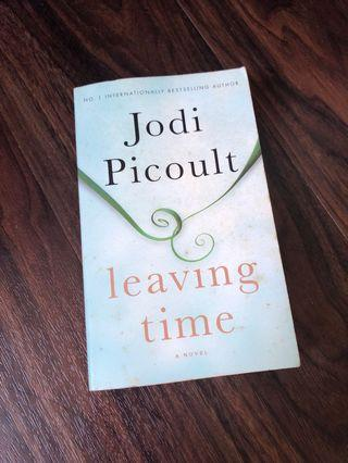 🚚 Leaving time Jodi picoult