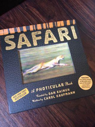 🚚 Safari (photocular)