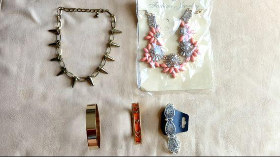 🚚 [ALL FOR $12] Accessories