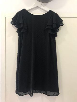 Black Dress Zara