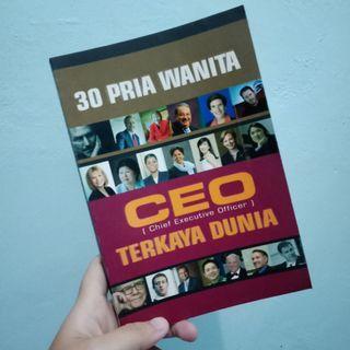 Buku CEO Terkaya di Dunia