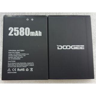 DOOGEE Original Doogee X20 X20L BAT17582580 2580mAh Battery