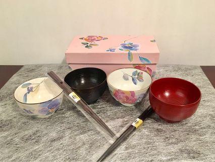 禮物 - 日本碗筷