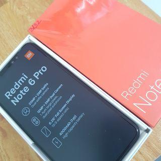 🚚 Redmi Note 6 Pro