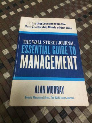 Essential Guide to Management
