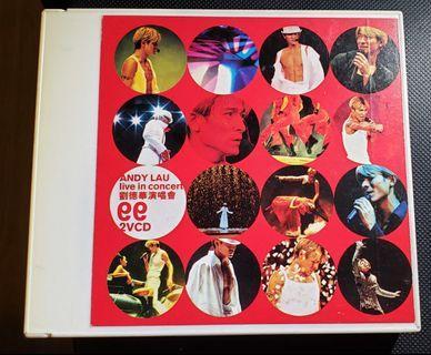 劉德華 99 演唱會 2VCD