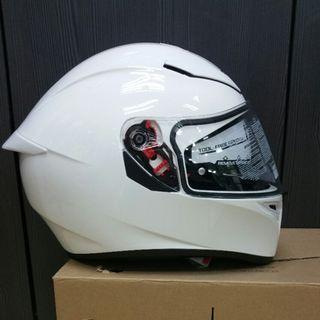 AGV K3SV WHITE