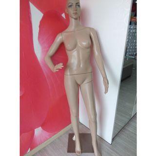 FULL BODY MANNEQUIN POSING (WOMEN)