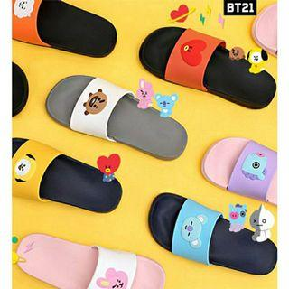 BT21 Unofficial Slipper