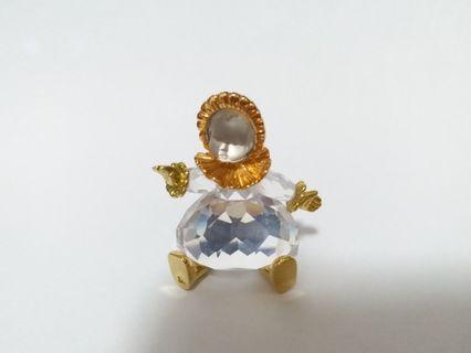 Swarovski Crystal Memories Doll