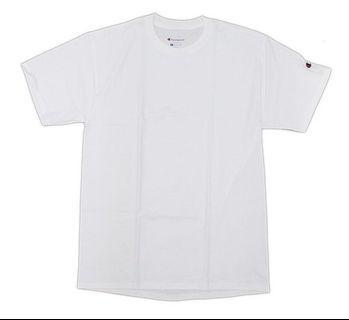 Champion logo Tee/t-shirt/短袖 (S/M/L)