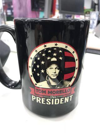 TOM MORELLO MUG