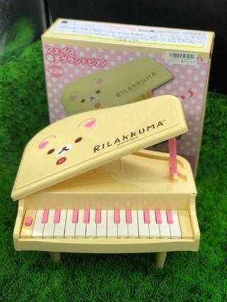 Rilakkuma - Face Electric Grand Piano [B] (Toreba)