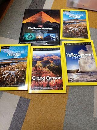🚚 Life & National Geographic - Bundle