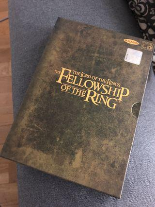 The Lord Of The Rings-  The fellowship of the rings