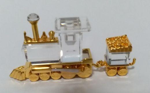 Swarovski Crystal Memories Toy Train
