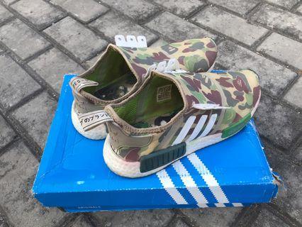 Adidas NMD Bape Camo ( PK ) ( 1:1 )