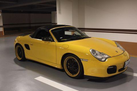 Porsche BoxsterS 3.2