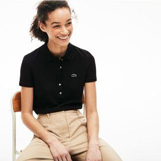 🚚 Lacoste Slim Fit Polo Shirt (Female)