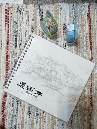 🚚 Sketch book