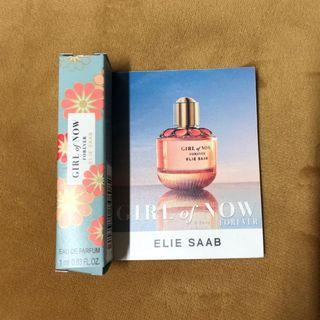 ELIE SAAB GIRL of NOW FOREVER