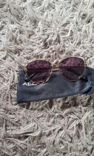 ALDO Sunglasses Rose gold