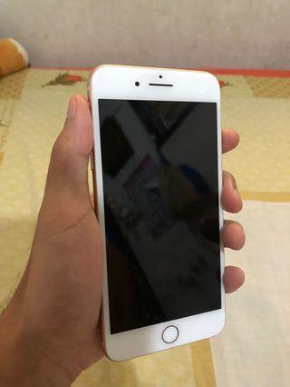Iphone 8 Plus 64gb Ex Inter ZP/A Fullset Mulus