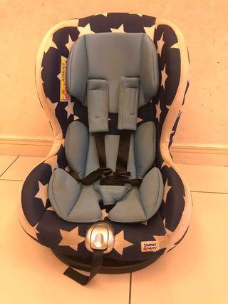 Car Seat - infant to toddler size