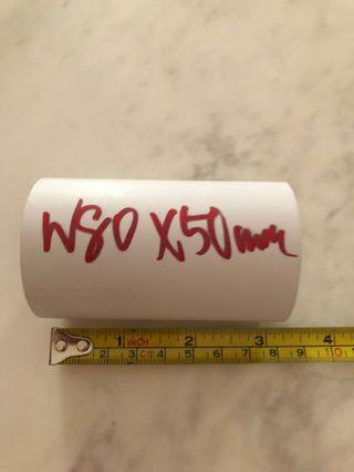 Thermal Paper Roll for reciept