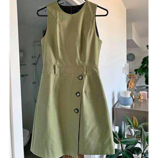 Cue Khaki Dress