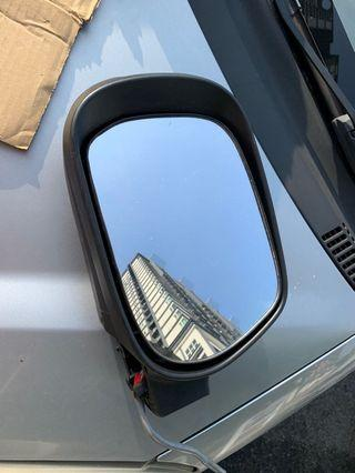 Myvi right hand side mirror with signal