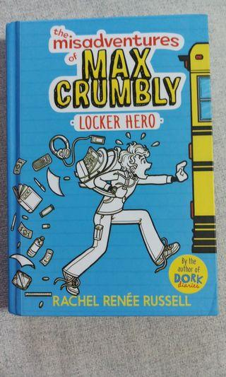 🚚 The misadventures of Max Crumbly Locker Hero