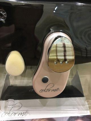 COLOR ME Automatic makeup applicator
