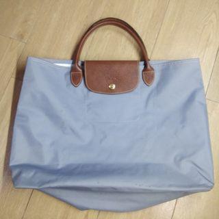 100% Authentic Longchamp Le Pliage Tote Bag ( Tas Long Champ )