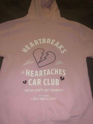 ILLEST limited edition heartbreaks & heartaches