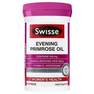 🚚 Swisse Ultiboost Evening Primrose Oil 90 caps