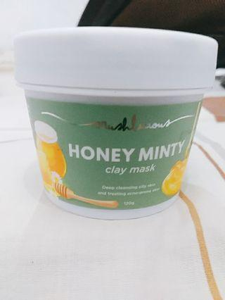Honest Minty Clay Mask Crushlicious
