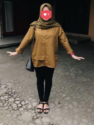 Kirana blouse iweardins