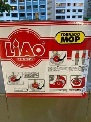 Liao Tornado Mop (without handle)