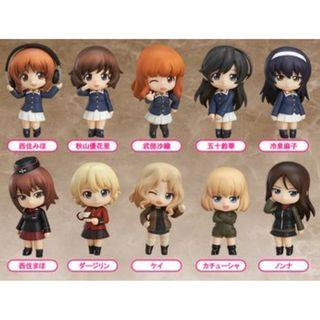 Nendoroid Petite Girls und Panzer Box Set 少女與戰車